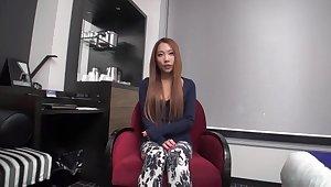 Amateur AV experience shooting 582 Emi 20-year-old pachinko bytes