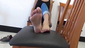 Drug Addict Smelly Legs